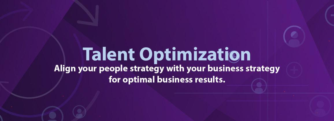 Talent Optimization Website Page