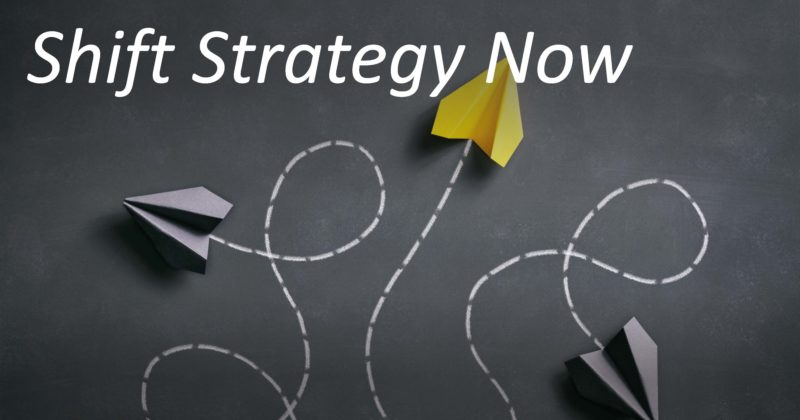 Shift Strategy Now