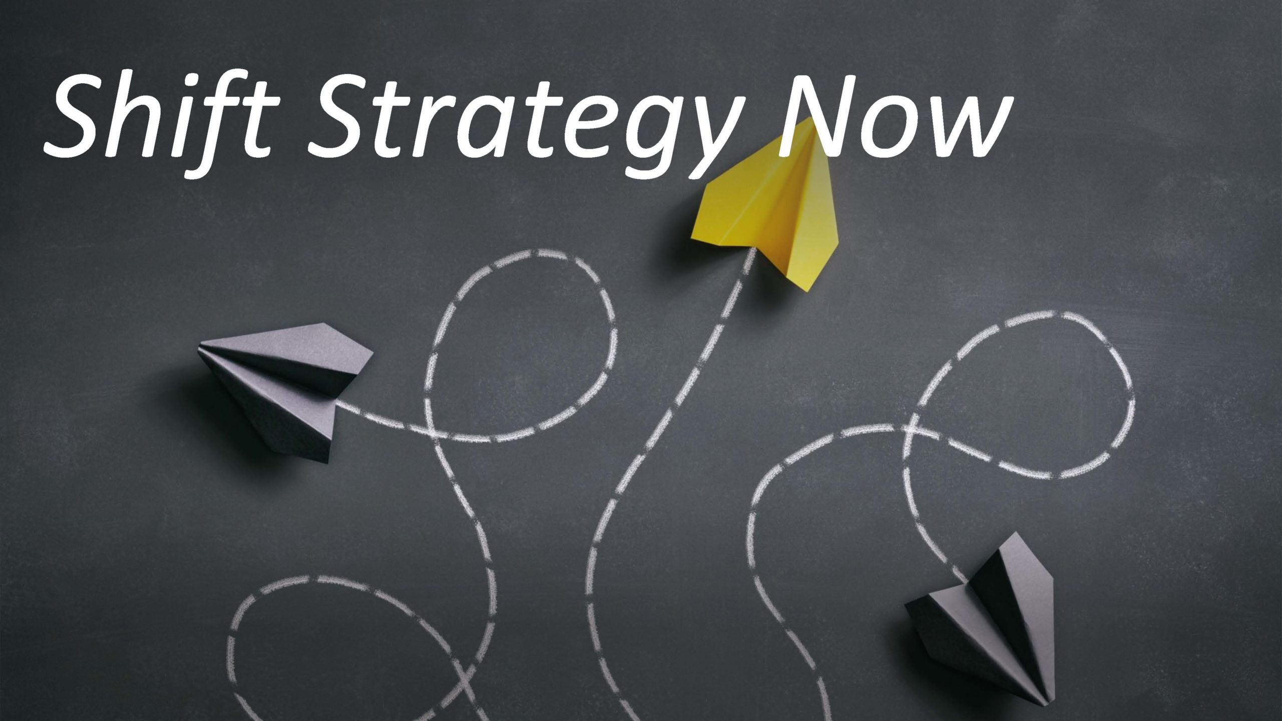 How to Redefine Strategy Amid Chaos